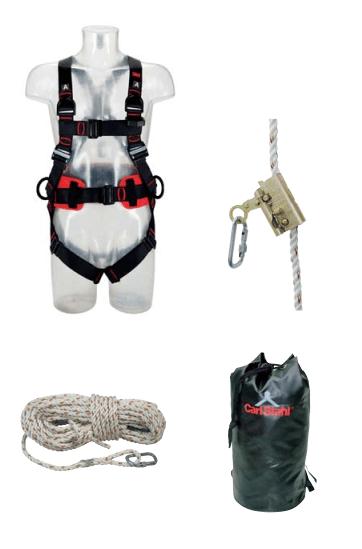 Fallskydd Paket 3 Motivera Utbildning